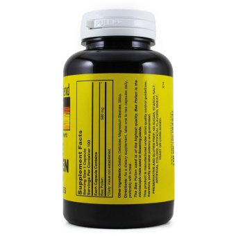 Nature's Blend Bee Pollen 580 mg, 100 Capsules - 2