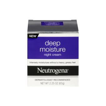 Neutrogena Deep Moisture Cream 63g (Night Cream) - 2
