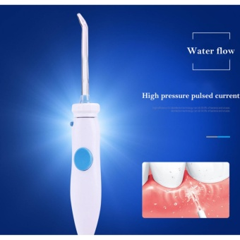 New 1000ML Electric Oral Care Water Flosser Dental Electric JetWater Pick Flosser Power Family Teeth Cleaner Oral Irrigator - intl - 4
