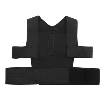New Back Posture Corrector Support Sport Correction Lumbar Shoulder Brace Belt - intl Price Philippines