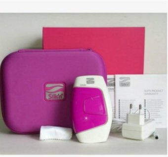 New Epilators Mini Depilatory Hair Removal Equipment Laser EpilatorHousehold Permanent Hair Removal - Pink - intl - 5