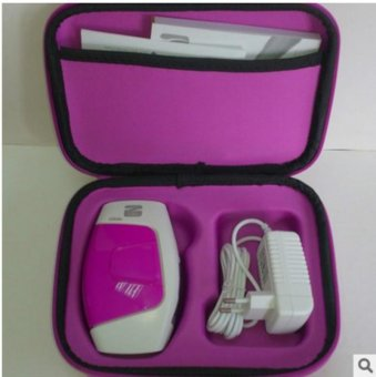 New Epilators Mini Depilatory Hair Removal Equipment Laser EpilatorHousehold Permanent Hair Removal - Pink - intl - 2