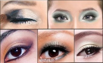 niceEshop 30 Pcs Mixed Color Glitter Loose Powder Eye Shadow Makeup Cosmetics Eye Shadow For Party,Wedding,Fashion Show - intl - 3