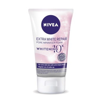 Nivea Extra White Repair Foam 100g