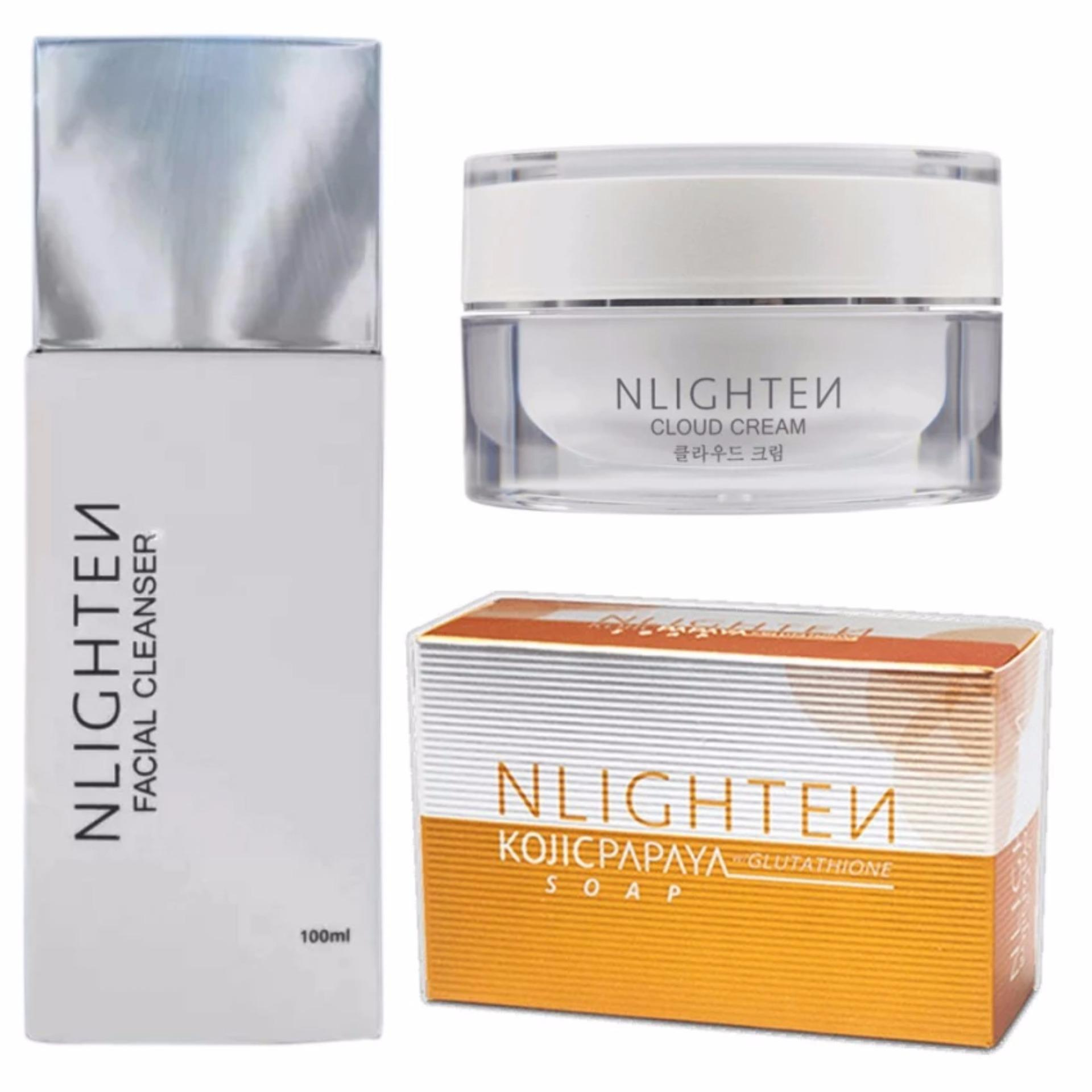 Philippines Nlighten Set For Acne Solution The Best Price In