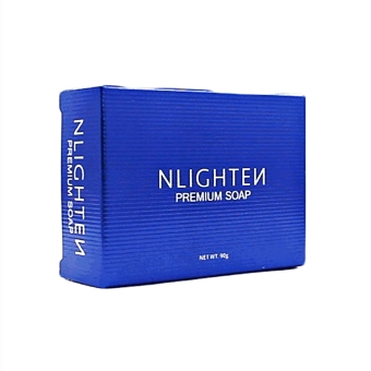 Nligthen Premium Soap with Argan oil and Collagen 90g - 2