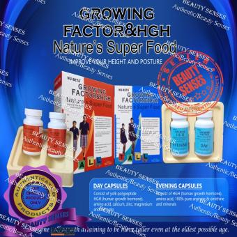 Nu-Beta Growing Factor & HGH Nature's Super Food For Girl Box Of 30 Tablets - 5