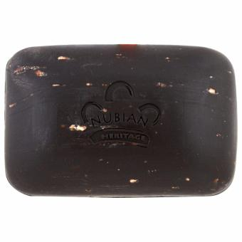 Nubian Heritage African Black Soap Bar 141g