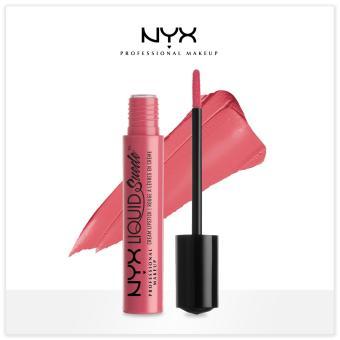 Nyx Professional Makeup LSCL09 Liquid Suede Cream Lipstick - Tea & Cookies - 2