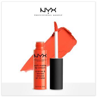 NYX Professional Makeup SMLC28 Soft Matte Lip Cream - San Juan - 2