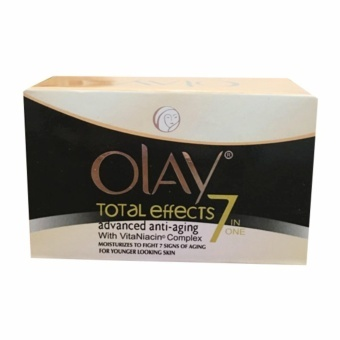 Olay Total Effects 7in One Advanced Anti-Aging with VitaNiacinComplex-Imported