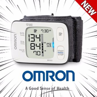 Omron BP652N 7 Series Wrist Blood Pressure Monitor - intl