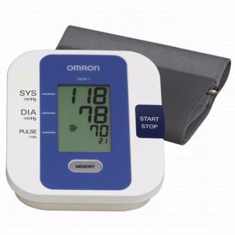 Omron SEM-1 Automatic Blood Pressure Monitor