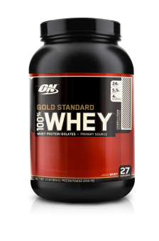 Optimum Nutrition Gold Standard 100% Whey 2lbs (Cookies &Cream) Price Philippines