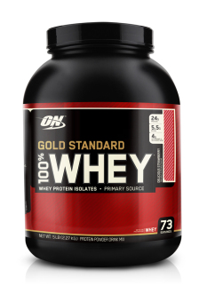 Optimum Nutrition Gold Standard 100% Whey 5lbs (DeliciousStrawberry) Price Philippines