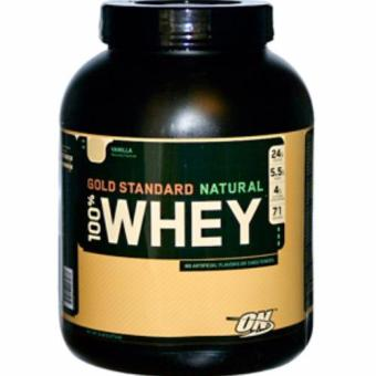 Optimum Nutrition Gold Standard Natural 100% Whey 5lbs Price Philippines