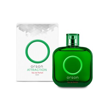 Orson Attraction Perfume for Men 50ml
