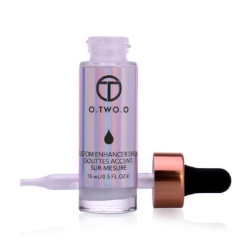 OTWOO Face Glow Illuminating Liquid Concealer Highlighter Make-upCream #4 - intl - 5