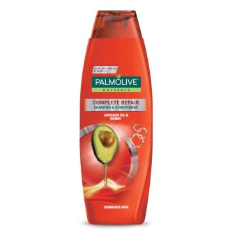 Palmolive Naturals Complete Repair Shampoo (damaged hair) 180ml