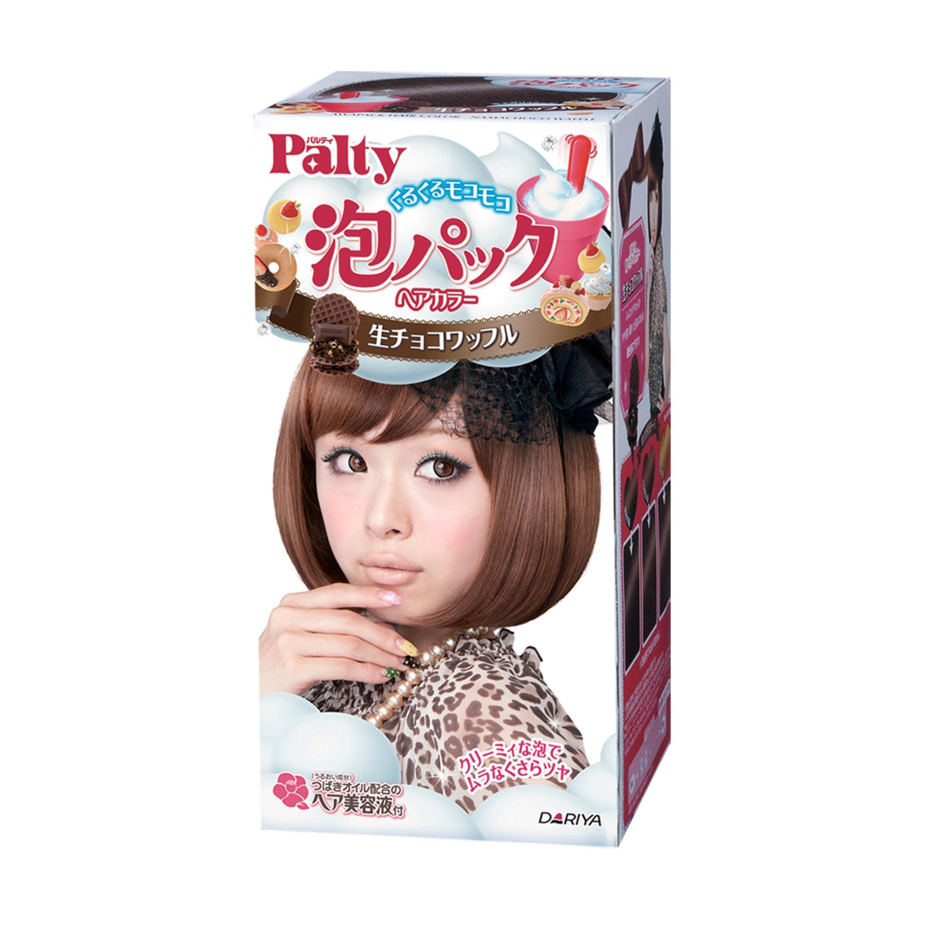 Philippines Palty Bubble Hair Color Chocolate Waffle Buy 1 Take 1