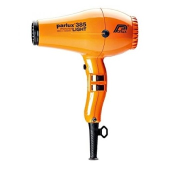 Parlux 385 Powerlight Professional Ionic and Ceramic Hair Dryer,2150 Watts (ORANGE) - intl