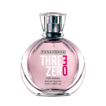 Penshoppe Three Zero Eau De Toilette For Women 50ml (Pink)