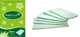 Perfect Care Disposable Underpads 10s Pack of 4 - 2