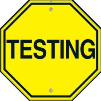Perfume test