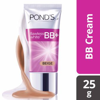 PONDS FLAWLESS WHITE BB CREAM BEIGE 25G