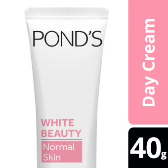 POND'S WHITE BEAUTY DAY CREAM FOR NORMAL SKIN 40G