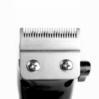 Pritech PR-999 Electric Hair Trimmer Hair Clipper ProfessionalHaircutting Machine Personal Tools (Black) - 2