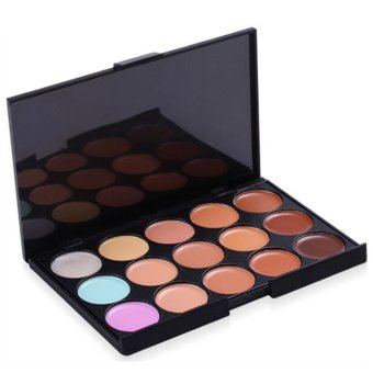Professional Contour Concealer Cream Palette 15 color