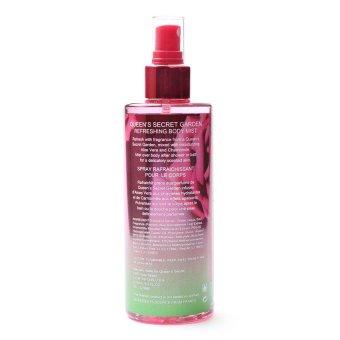 Queen's Secret Forever Blushing Fragrance Mist for Women 250ml with Queen's Secret My Desire Body Mist for Women 250ml Bundle - picture 2