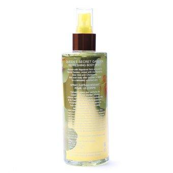 Queen's Secret Midnight Mimosa Body Mist for Women 250ml with Queen's Secret Sweet Moonlight Dream Fine Fragrance Mist for Women 236ml Bundle - picture 2