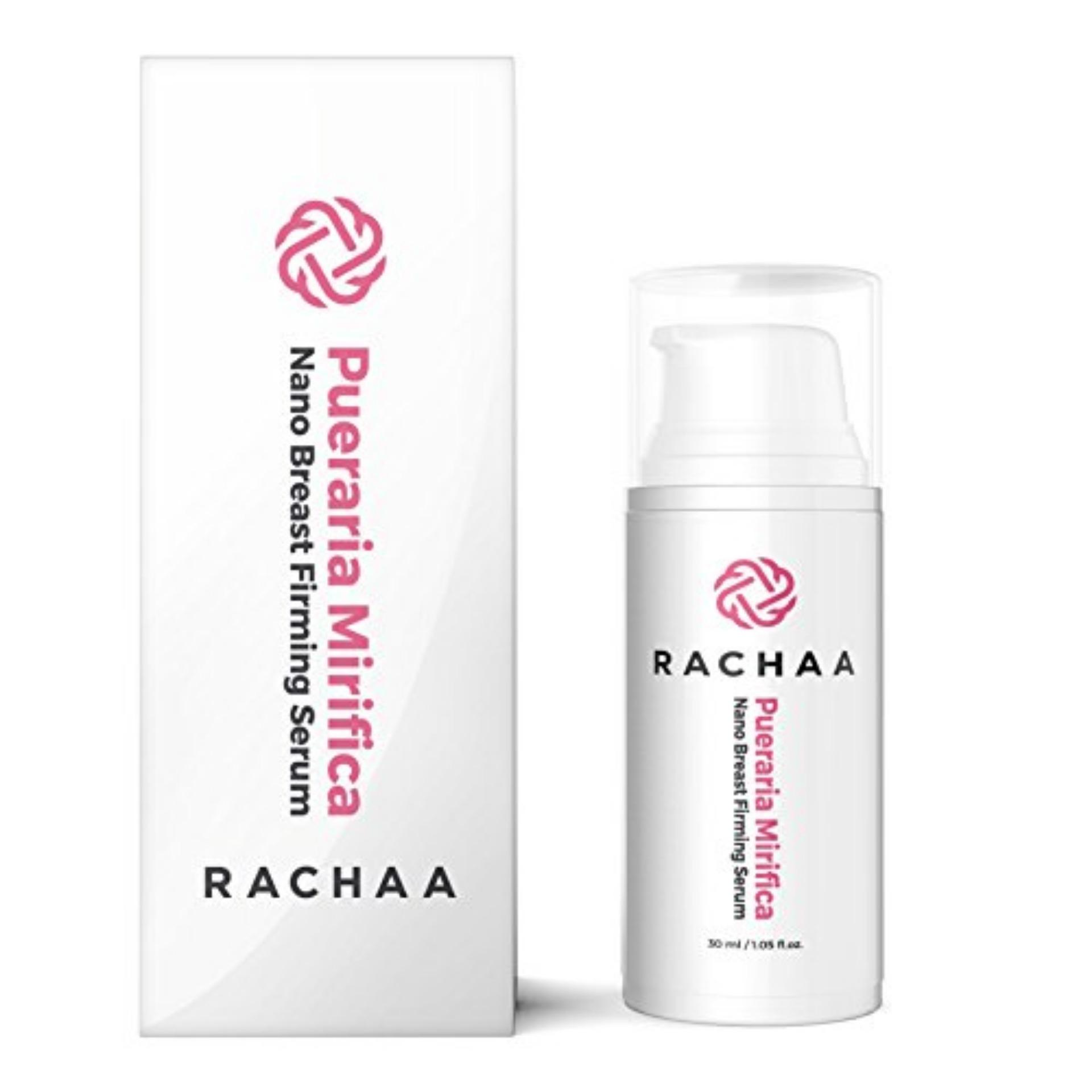 Rachaa Pueraria Mirifica Nano Breast Firming Serum for BreastContouring & Firming 30ml