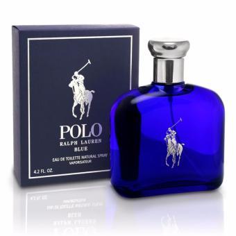 Ralph Lauren Polo Blue Eau De Toilette for Men 125ml