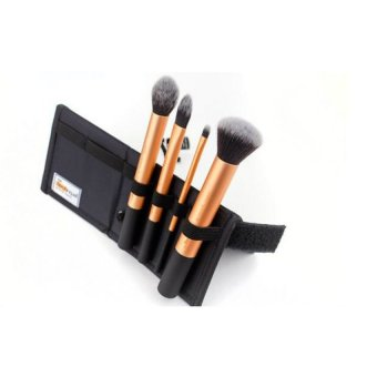 Real techniques Core collection 4Pcs Make-Up Brushes Set - 2
