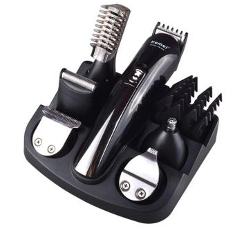 Rechargeable Electric Hair Clipper for Man (6 in 1 Set) 72 - intl Price Philippines