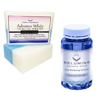 Relumins Whitening Set