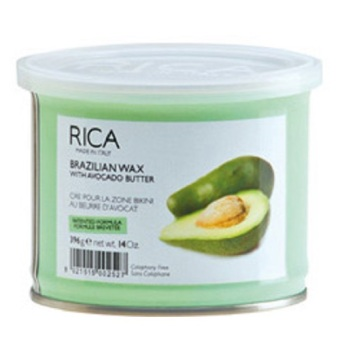 Rica Avocado Lipowax for Brazilian Wax 400ml