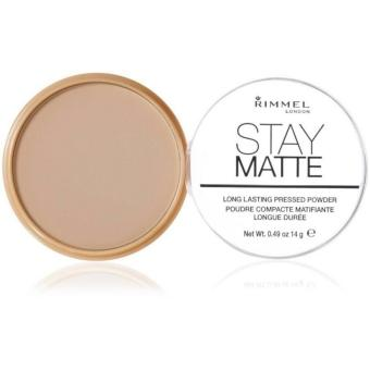 Rimmel London Stay Matte Pressed Powder 14g (003-Natural) - 2