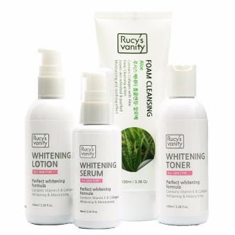 Rucy's Vanity Whitening Skincare Set 2