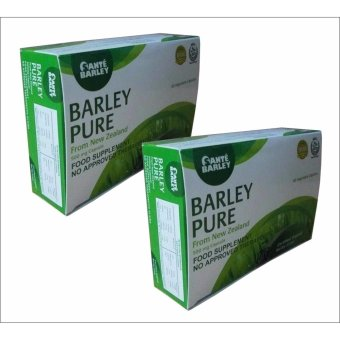 Sante Barley Pure New Zealand (500mg/60 Capsules) box of 2 Price Philippines