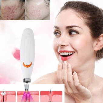 Scars Acne Wrinkles Removal Soft Laser Pen Facial Skin Care Anti-Aging Beauty Machine - intl Price Philippines