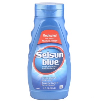 Selsun Blue Dandruff Shampoo 325ml (Medicated)