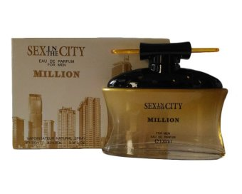 Sex in the City Million Eau De Parfum for Men 100ml