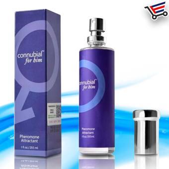 Sex Perfume fragrance for Him connubial attractant Pheromone (Blue)