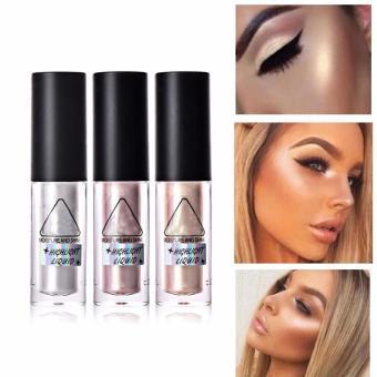 Shade 3 Face Makeup Highlighter Stick Shimmer Powder Cream Waterproof Silver Light Beauty Contour Bronzer Philippines