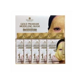 Shangpree Gold Premium Modeling Mask (5 Sheets) - 3
