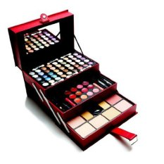 makeup kits for sale. shany cameo all in one makeup kit (red) kits for sale